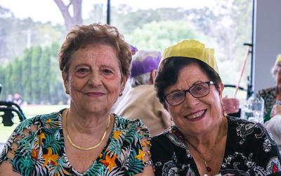 Dementia Group Christmas Party